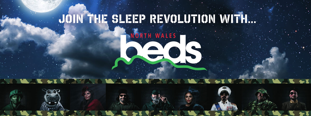 North Wales Beds - Best Price 365 - Leave your rest to us
