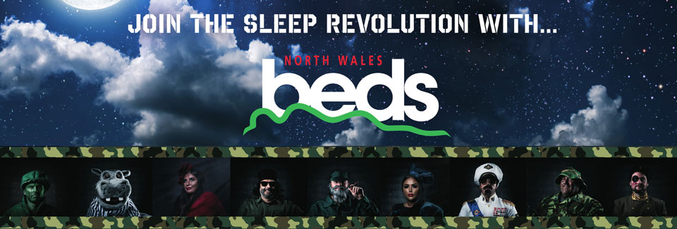 Join the Sleep Revolution with North Wales Beds