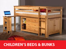 Children's Beds & Bunks