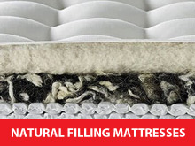 Natural Filling Mattresses