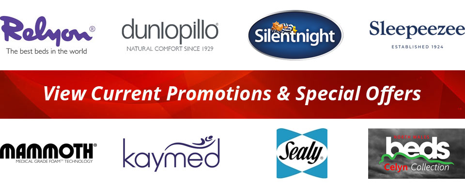 View current promotions & special offers