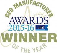 Bed Manufacturer Awards 2015-16 Winner
