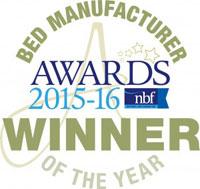 Bed Manufacturer Awards 2015-16 Winner