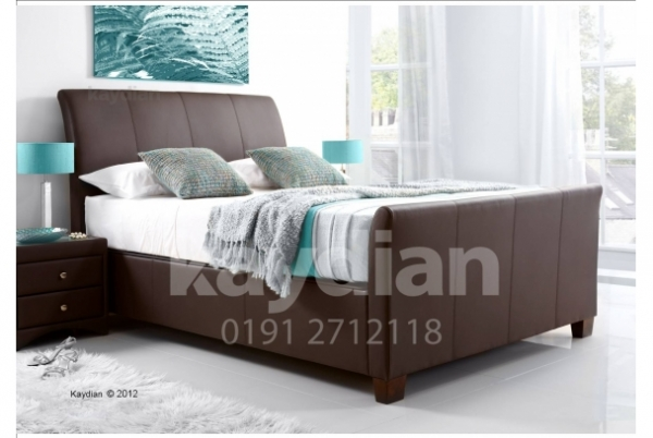 Allendale ottoman storage bed