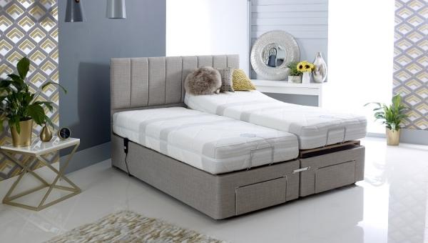 Cool Gel Support Adjustable bed