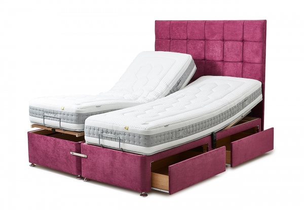 Move Plus Adjustable bed