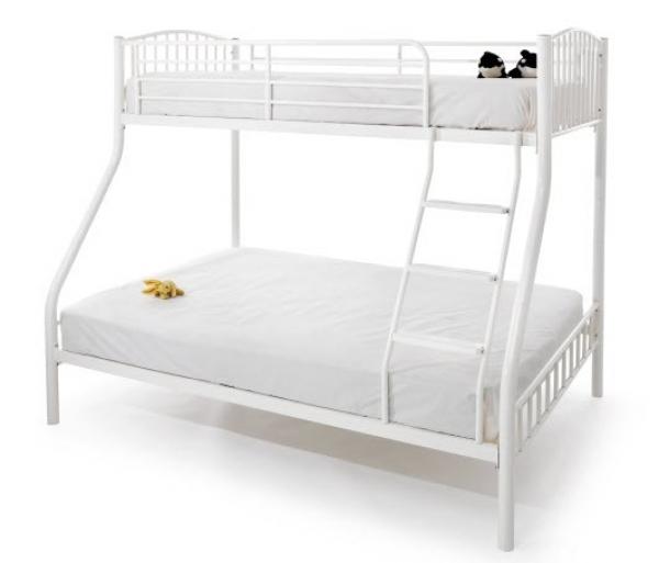 Oslo three sleeper bunk frame