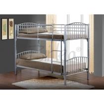 Corfu Metal Bunk Bed Frame
