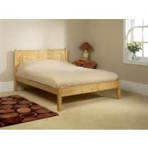 Vegas solid pine bedframe