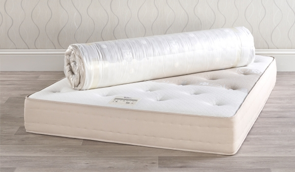 Wool/Silk/Cashmere 1390 Mattress